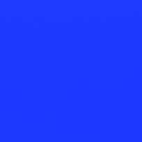 Cristallo blu intenso