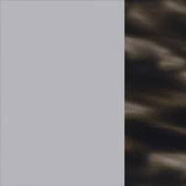 Cristallo grigio - avana striata grigia