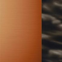 Bronzo - avana striata grigio