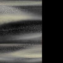 Avana striata glitter - nero