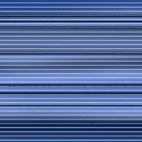 Perla blu striata