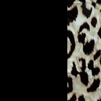 Nero - bianco maculato