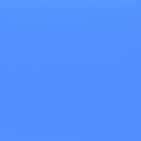 Cristallo blu chiaro