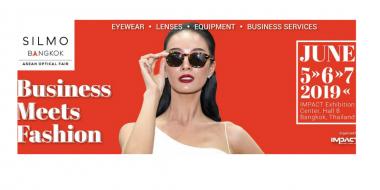 Original Vintage Sunglasses espone al Silmo Bangkok