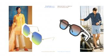 I colori di moda 2019 per gli occhiali da sole