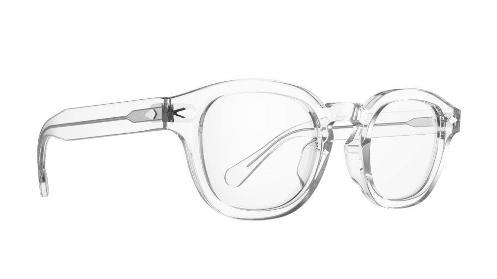 Occhiali Montatura Trasparente: quando indossarli