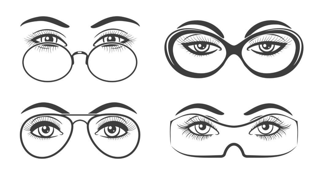 Occhiali da vista particolari: come stupire con stile