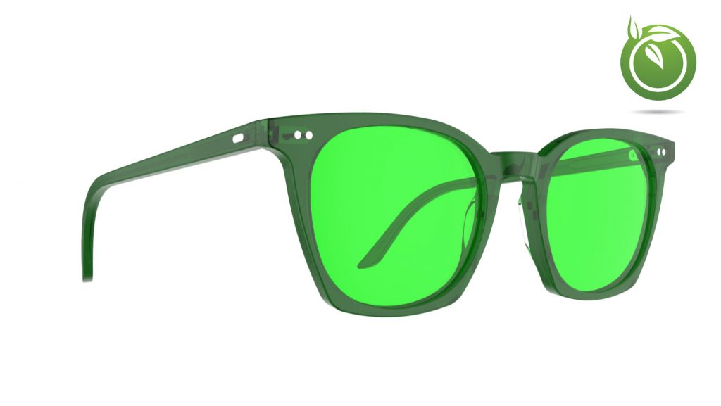 Occhiali da Sole Ecologici con l'Acetato di Cellulosa: indossare la sostenibilità